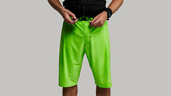 Ocean Shorts. Green edition.