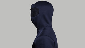 Relaxation Hoodie. Navy edition.