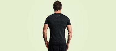 Condition Black Ceramic T Shirt