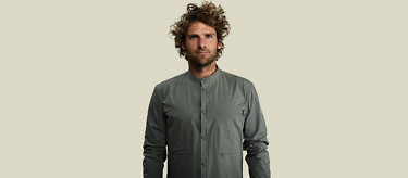Mountain Shirt: Green edition | Buy at vollebak.com