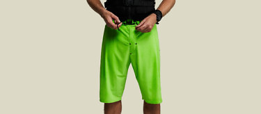Our amphibious Ocean Shorts are just as amazing on land as they are on water | Buy at vollebak.com
