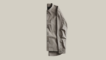 Mountain Shirt: Grey edition | Buy at vollebak.com
