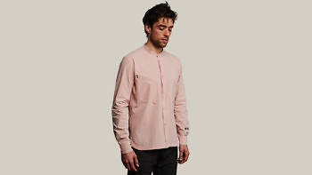 Mountain Shirt: Himalayan Pink edition | Buy at vollebak.com