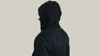 100 Year Hoodie: Granite zip-up edition | Buy at vollebak.com