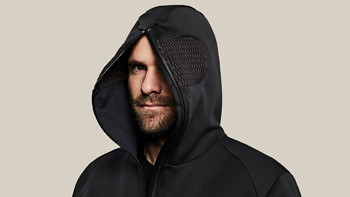 relax black face open hood wider 1376