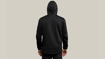 relax black full back hood 1376