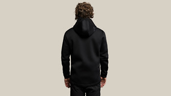 relax black full back no hood 1376