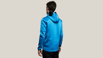Relaxation Hoodie: Blue edition | Available at vollebak.com