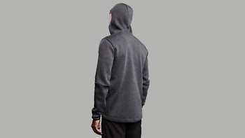 relax grey full back 3 4 left hood 1376