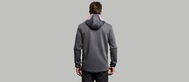 relax grey full back no hood 2752