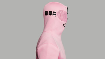relax pink main side top hood 1376