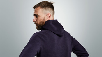 Planet Earth Hoodie: Nightshade edition | Available at vollebak.com