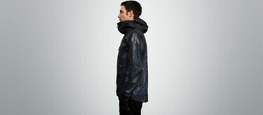 Black Squid Jacket | Available at vollebak.com