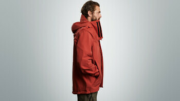 50,000BC Jacket: Red Clay edition | Available at vollebak.com