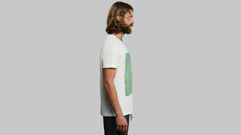 Plant and Algae T Shirt | Available at vollebak.com