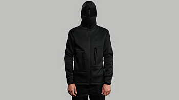 Relaxation Hoodie. Blackout edition.