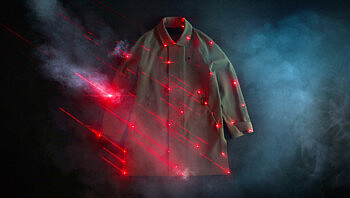 laser cut trench coat lasers 1378 0