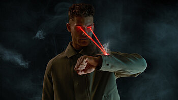 laser cut trench coat lasers 1378 1