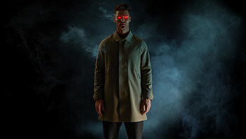 laser cut trench coat lasers 1378 7